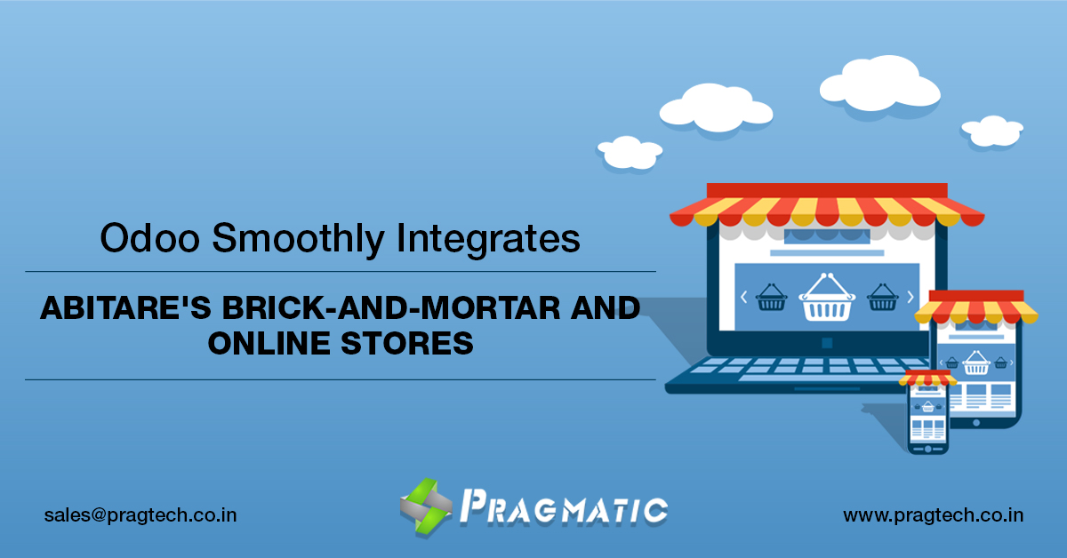 Odoo Smoothly Integrates Abitare's Brick-and-Mortar and Online Stores