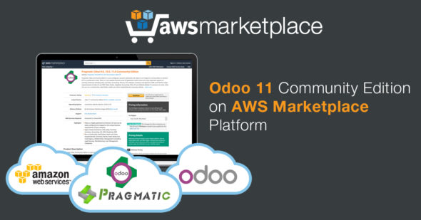 Odoo 11 Community Edition on AWS Marketplace Platform