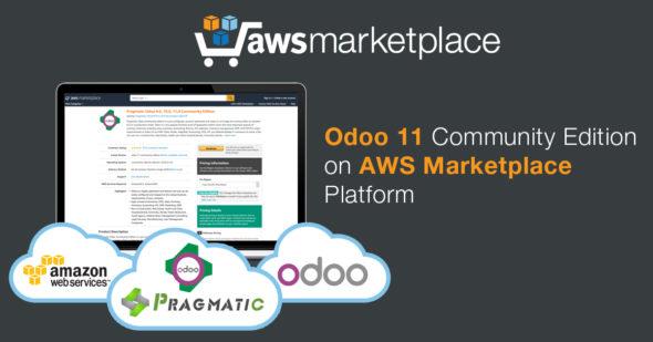 Odoo 11 Community Edition on AWS Marketplace Platform