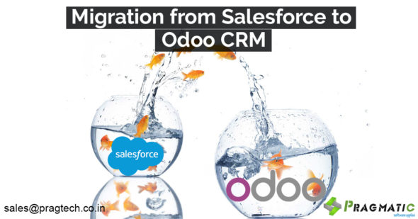 Migration from Salesforce to Odoo CRM