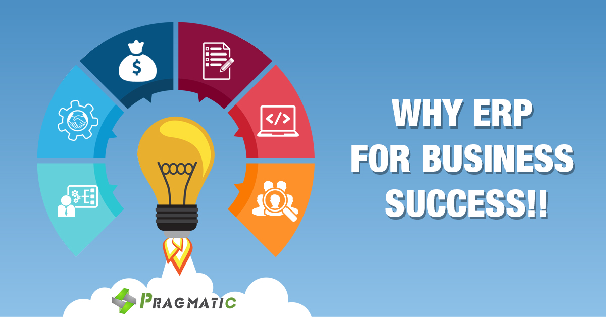 Why ERP for Business Success!!
