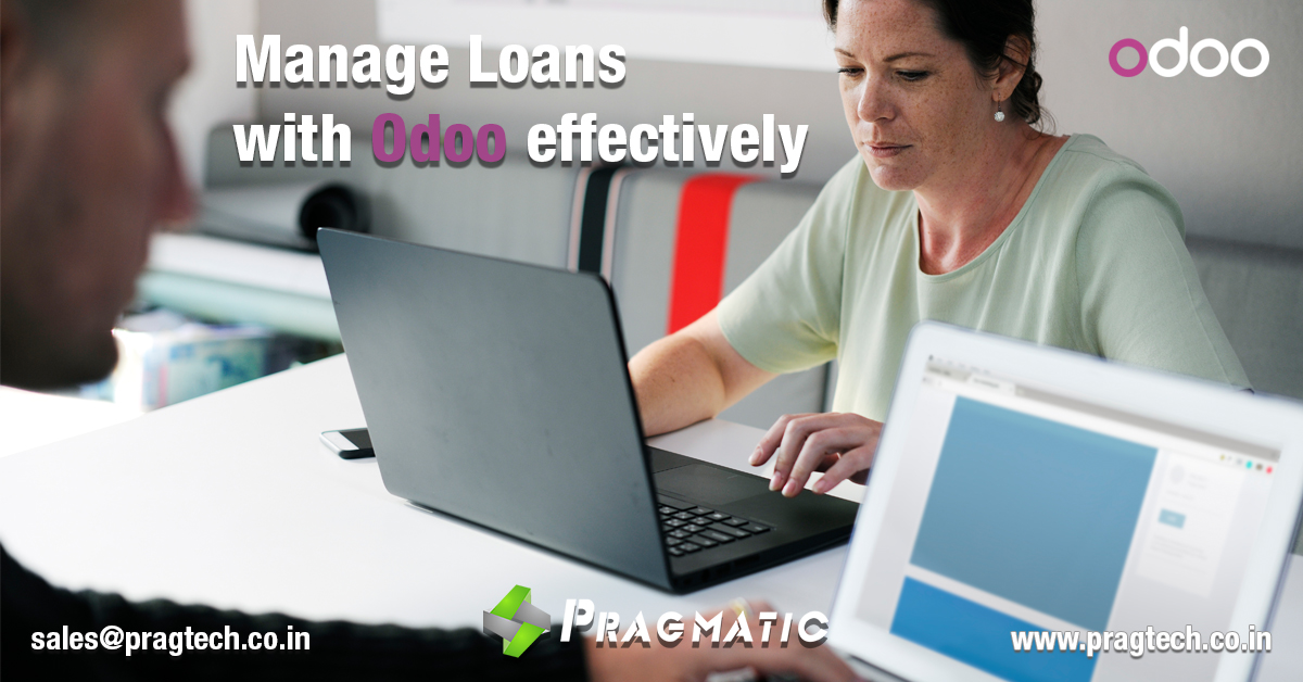 Manage Loans with Odoo effectively