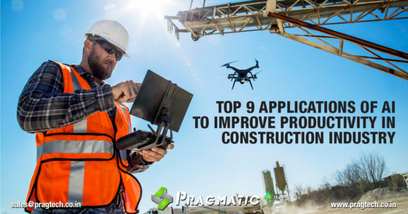 Odoo – Top 9 applications of AI to improve productivity in Construction Industry