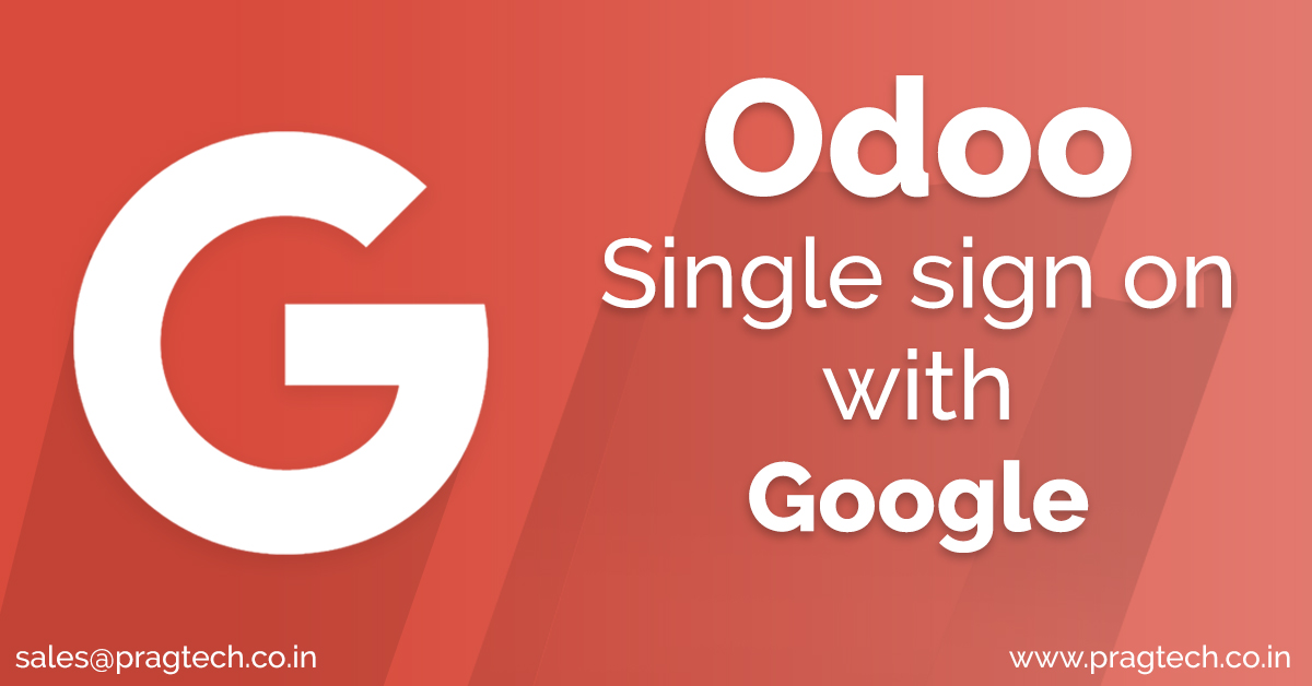 Odoo Single sign on with Google (for Internal users)