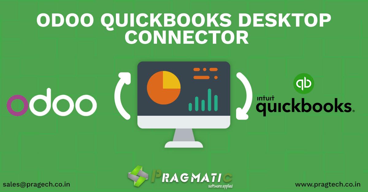 Odoo Quickbooks Desktop Connector