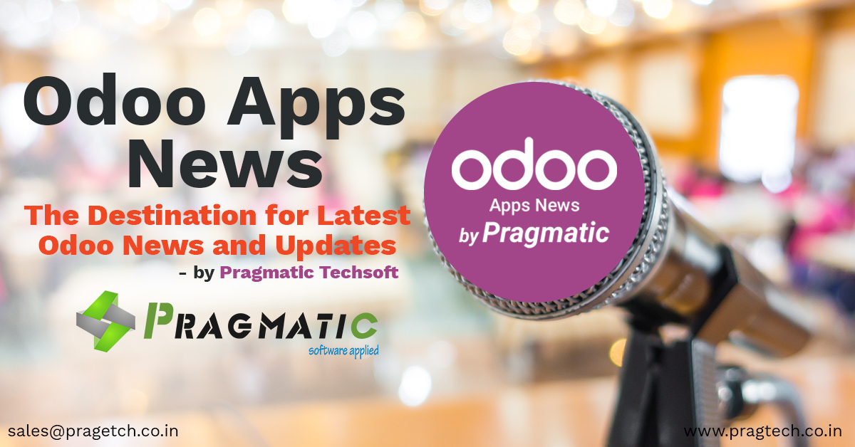 Odoo Apps News – the Destination for Latest Odoo News and Updates