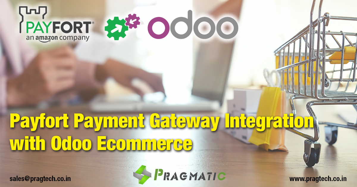 Payfort Payment Gateway Integration with Odoo Ecommerce