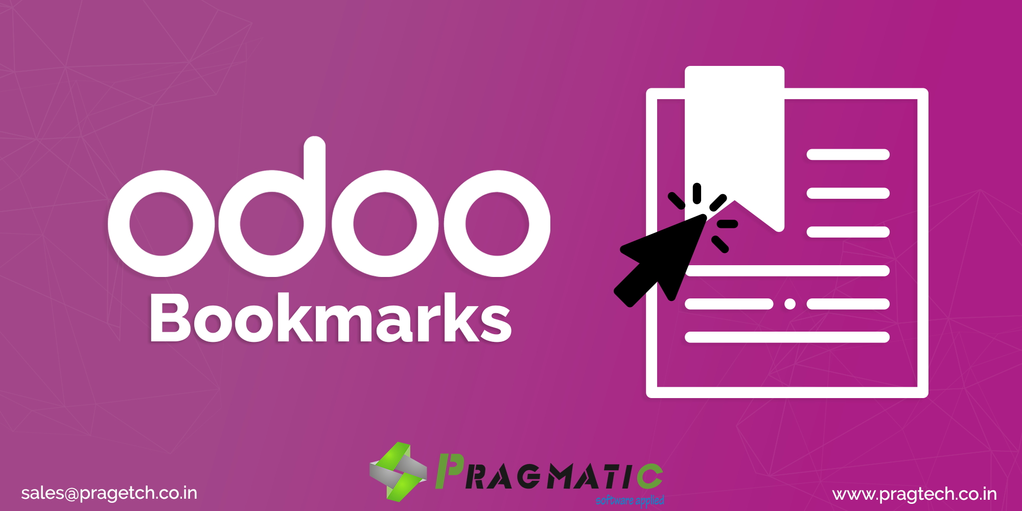 Odoo Bookmarks