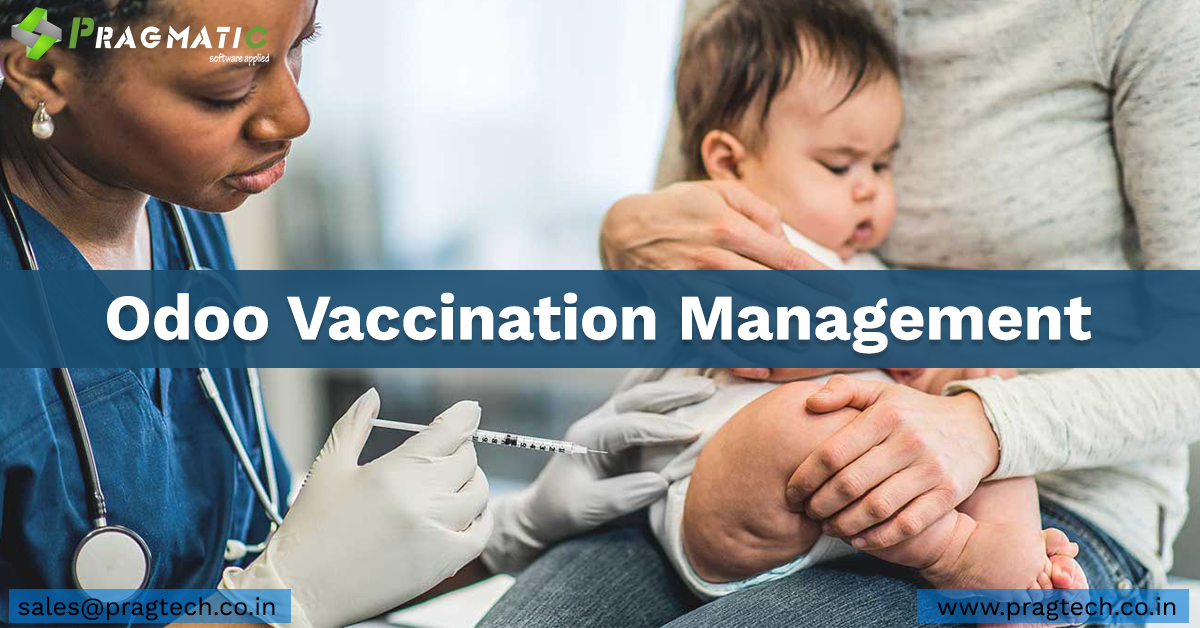 Odoo Vaccination Management