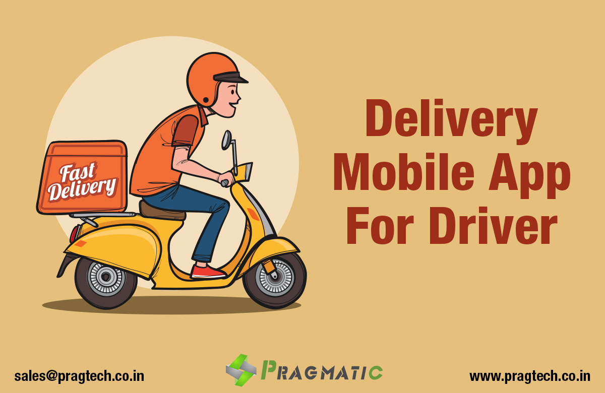 mobile apps for delivery drivers