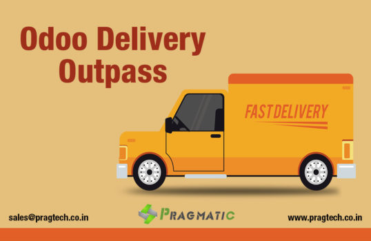 Odoo Delivery Outpass