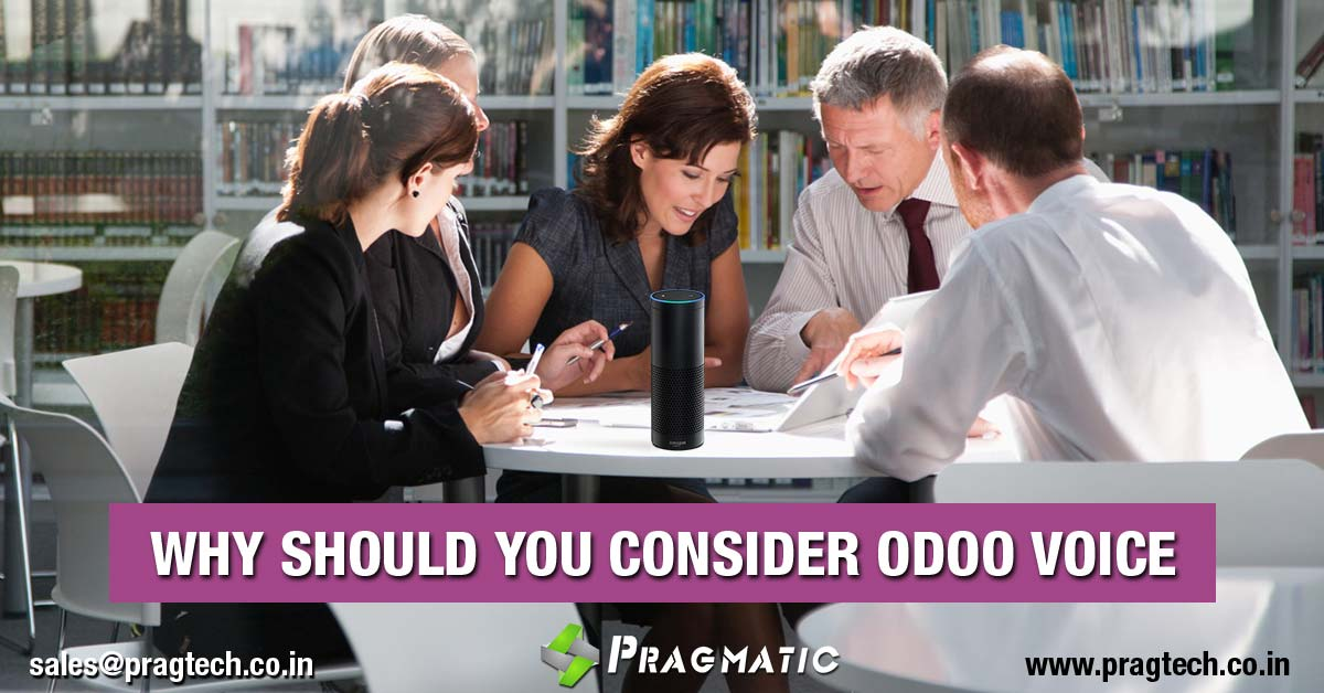 Why Should you Consider Odoo Voice