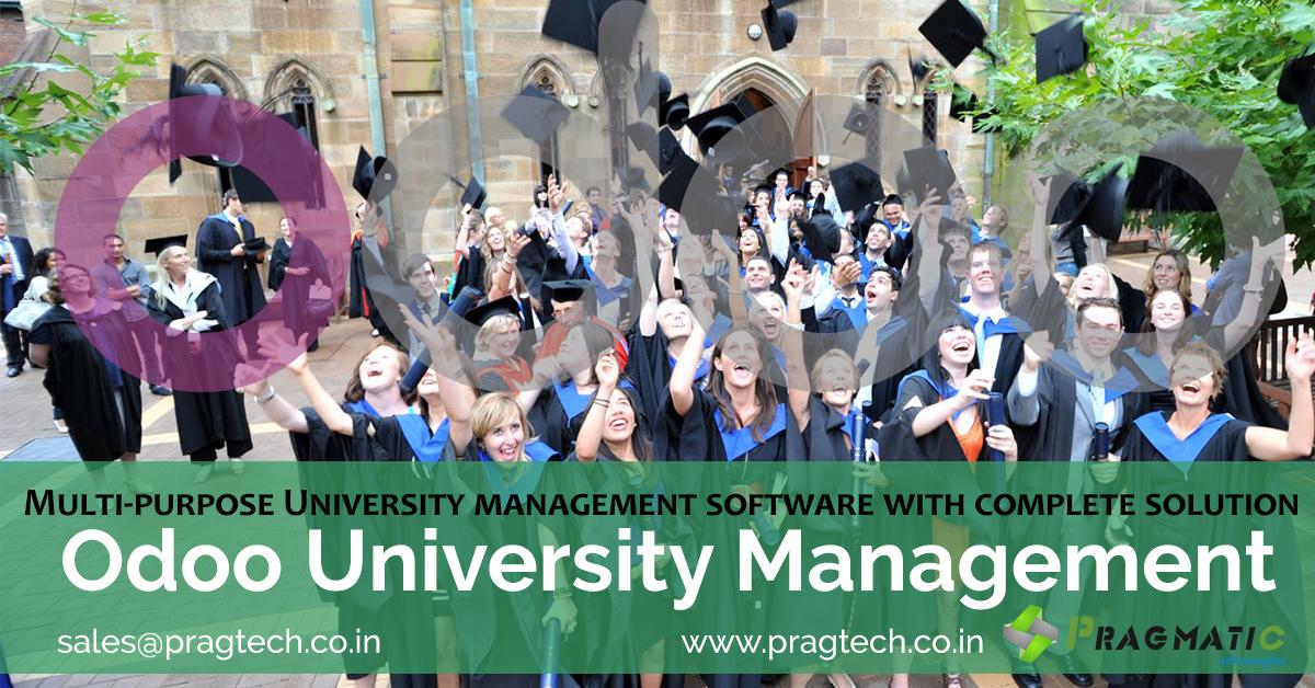 ERP for University Management
