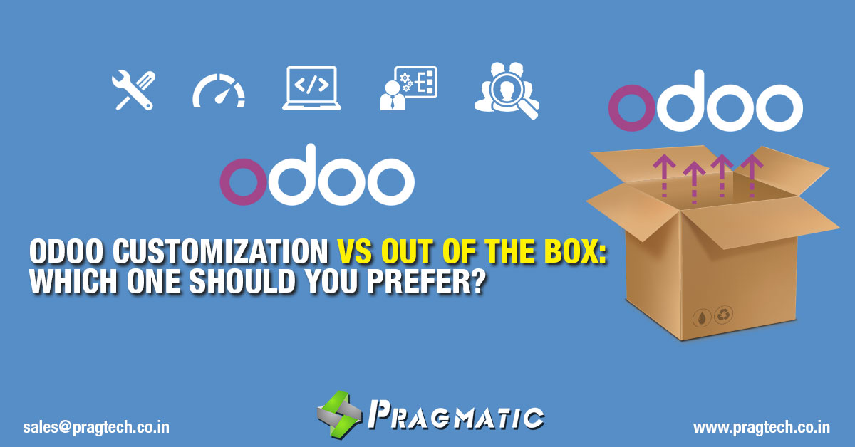 Odoo Out of the Box