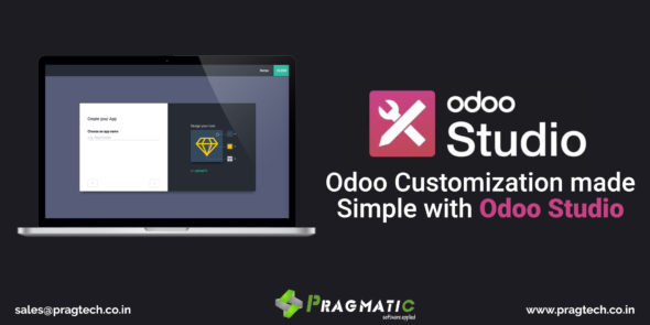 Odoo Customization made Simple with Odoo Studio