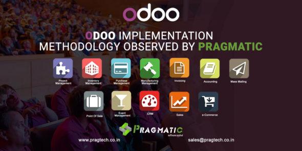Odoo Implementation Methodology observed by Pragmatic