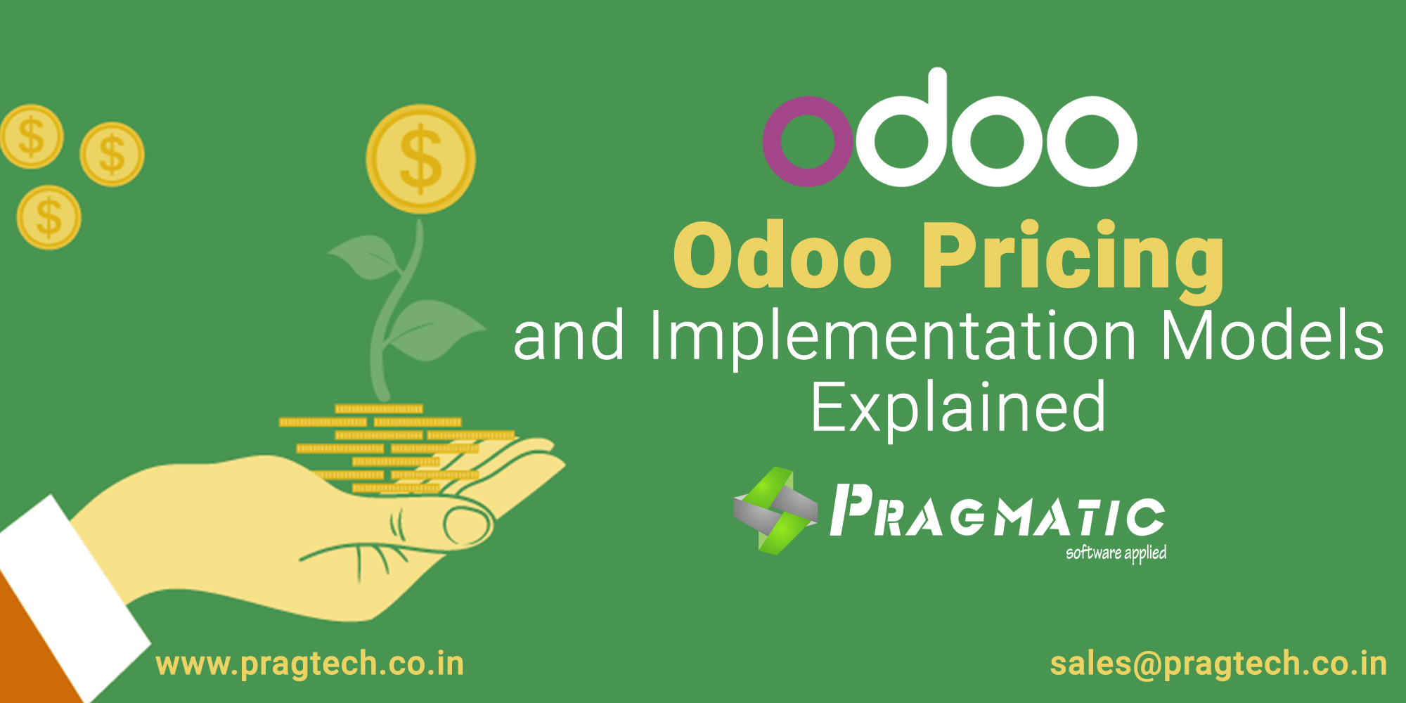 Odoo Pricing and Implementation and Hosting Models Explained