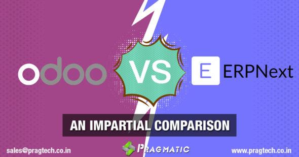 Odoo vs ERPNext – An Impartial Comparison
