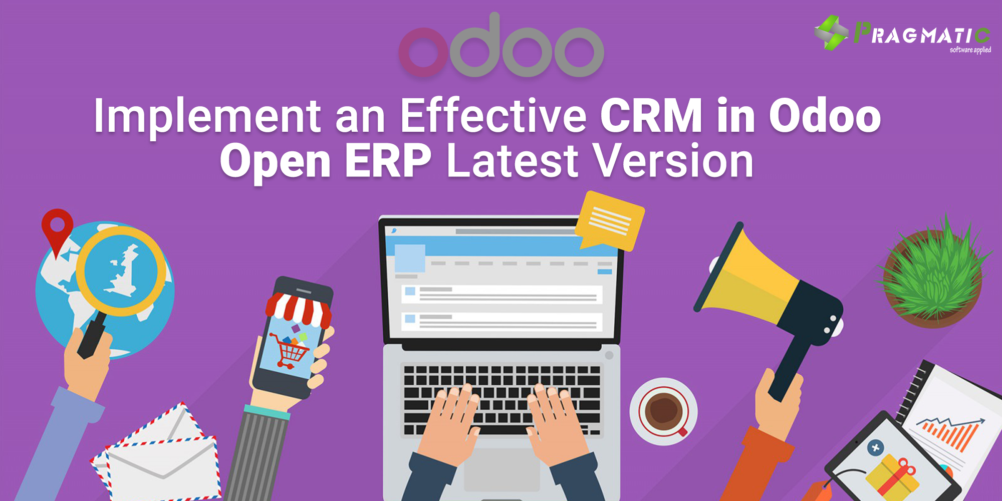 Implement an Effective CRM in Odoo Open ERP Latest Version