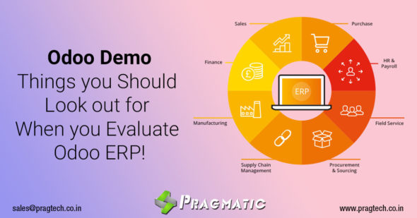 Odoo Demo: Things you Should Look out for When you Evaluate Odoo ERP!