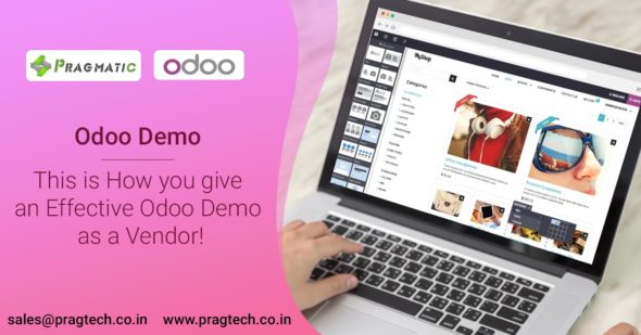 Odoo Demo: This is How you give an Effective Odoo Demo as a Vendor!