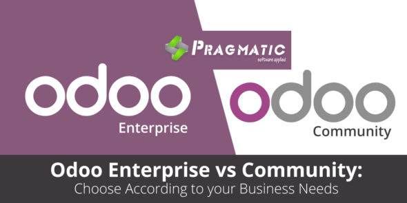 Odoo Enterprise vs Community: Choose According to your Business Needs