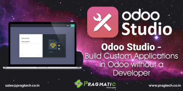 Odoo Studio: Build Custom Applications in Odoo without a Developer