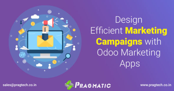Design Efficient Marketing Campaigns with Odoo Marketing Apps