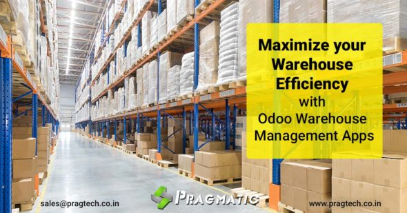 Maximize your Warehouse Efficiency with Odoo Warehouse Management Apps