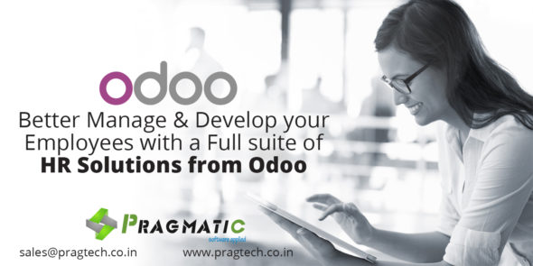 Better Manage & Develop your Employees with a Full suite of HR Solutions from Odoo