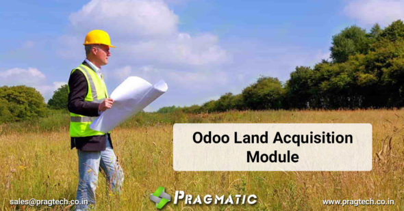 Odoo Land Acquisition Module