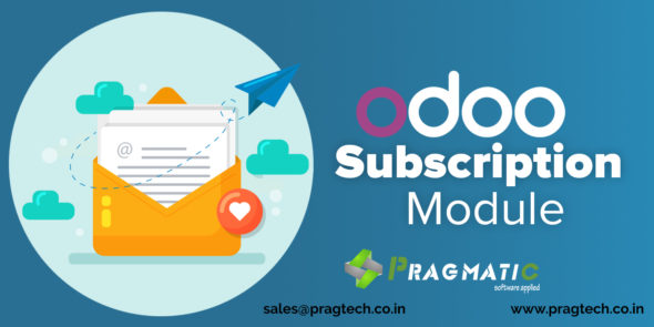 Odoo Subscription Module