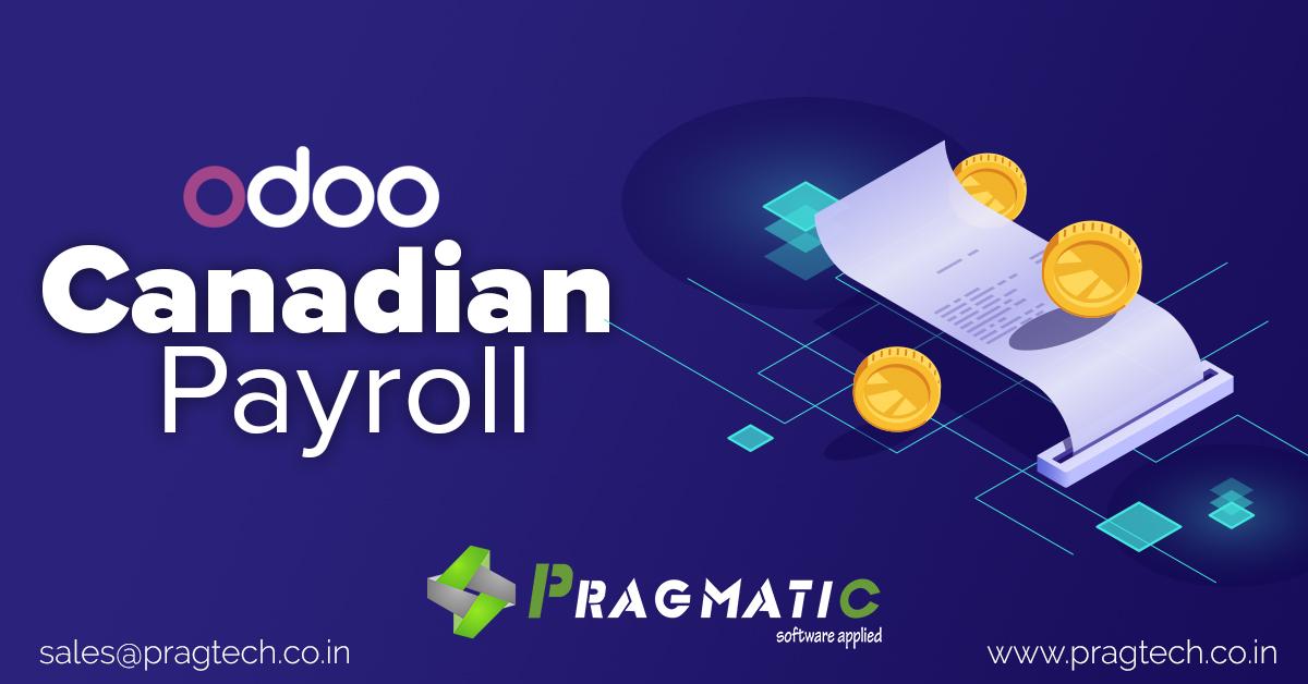 Odoo Canadian Payroll