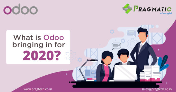 What is Odoo bringing in for 2020?