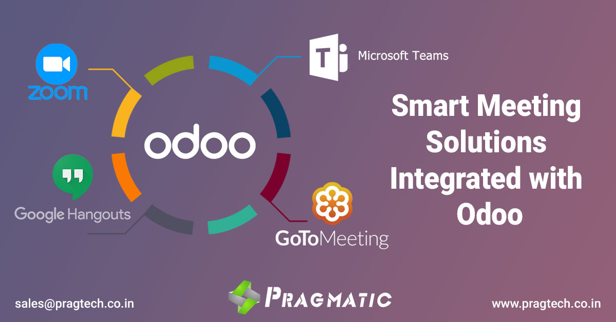 Smart Meeting Solutions Integrated with Odoo