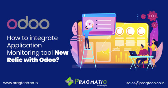 How to integrate Application Monitoring tool New Relic with Odoo?