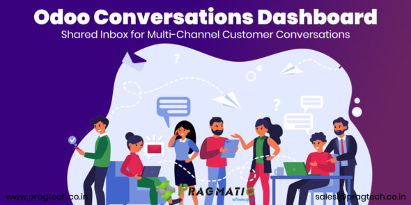 Odoo Conversations Dashboard – Shared Inbox for Multi-Channel Customer Conversations