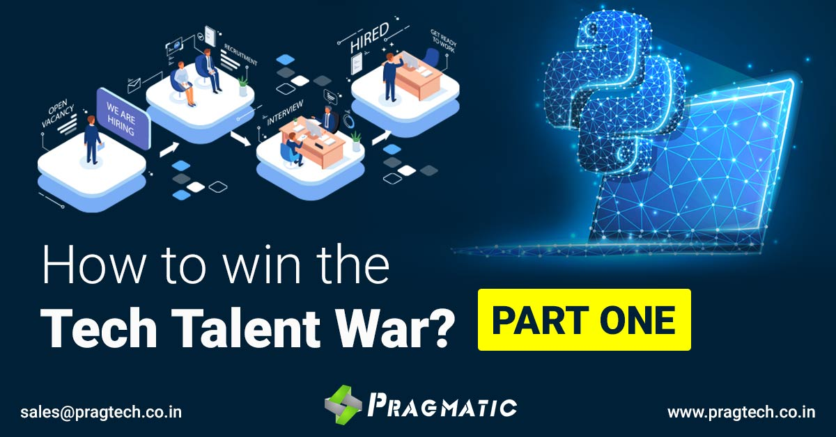 How to win the  Tech Talent War? Part One – 15 Recruitment Best Practices for Hiring Odoo Professionals in 2021