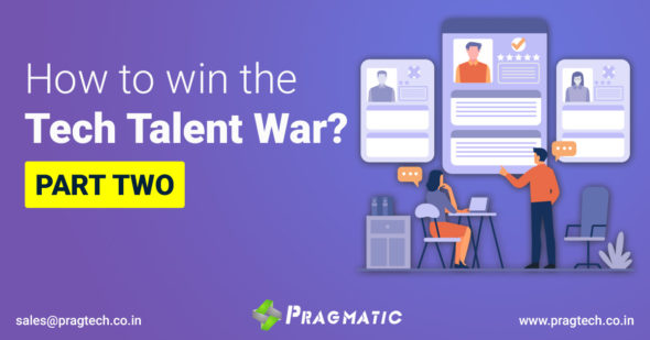 How to win the Tech Talent War? Part Two – 6 Recruitment Strategies for Hiring Odoo Professionals in 2021
